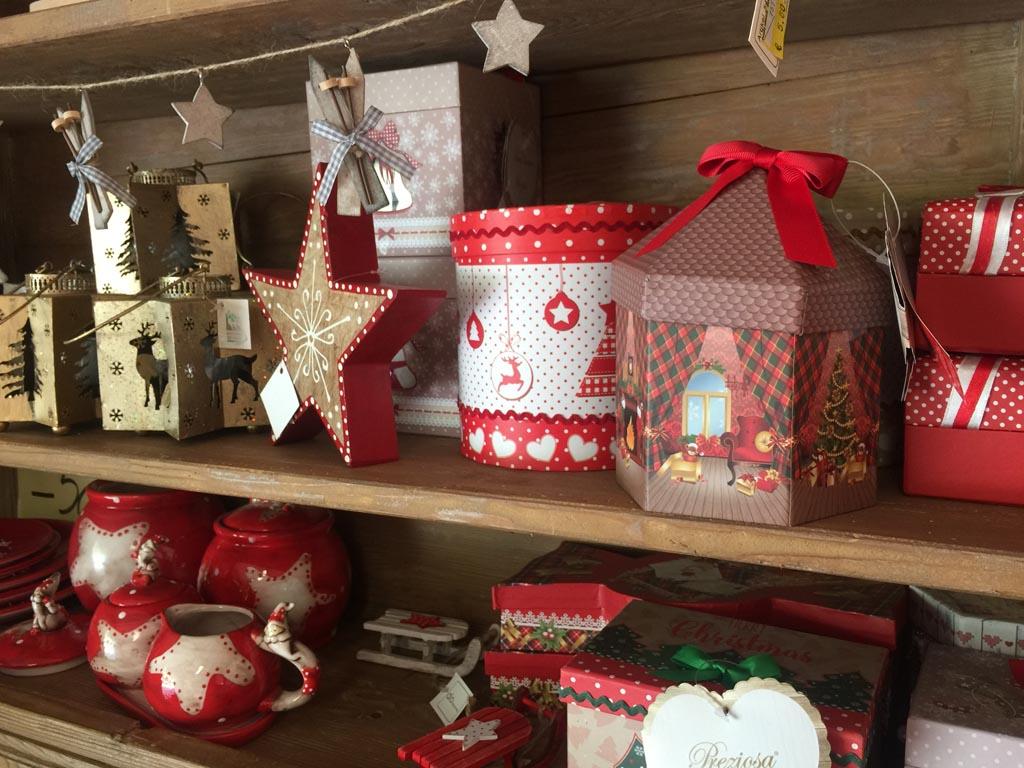 decorazioni natalizie Sappada
